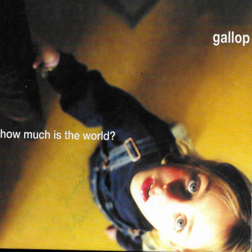 How Much Is The World - Gallop