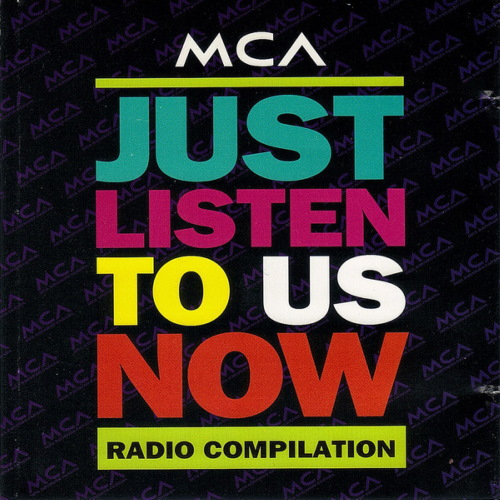 Just Listen To Us Now - Various Artists